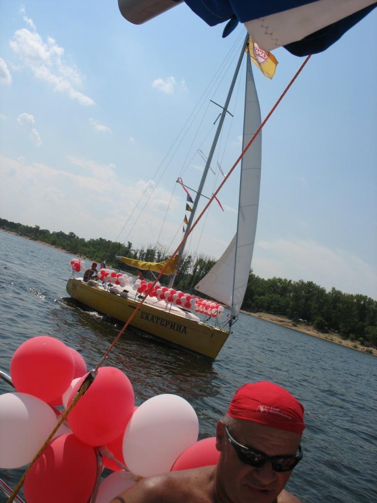 Event - Балтика- Стань капитаном - июнь 2006