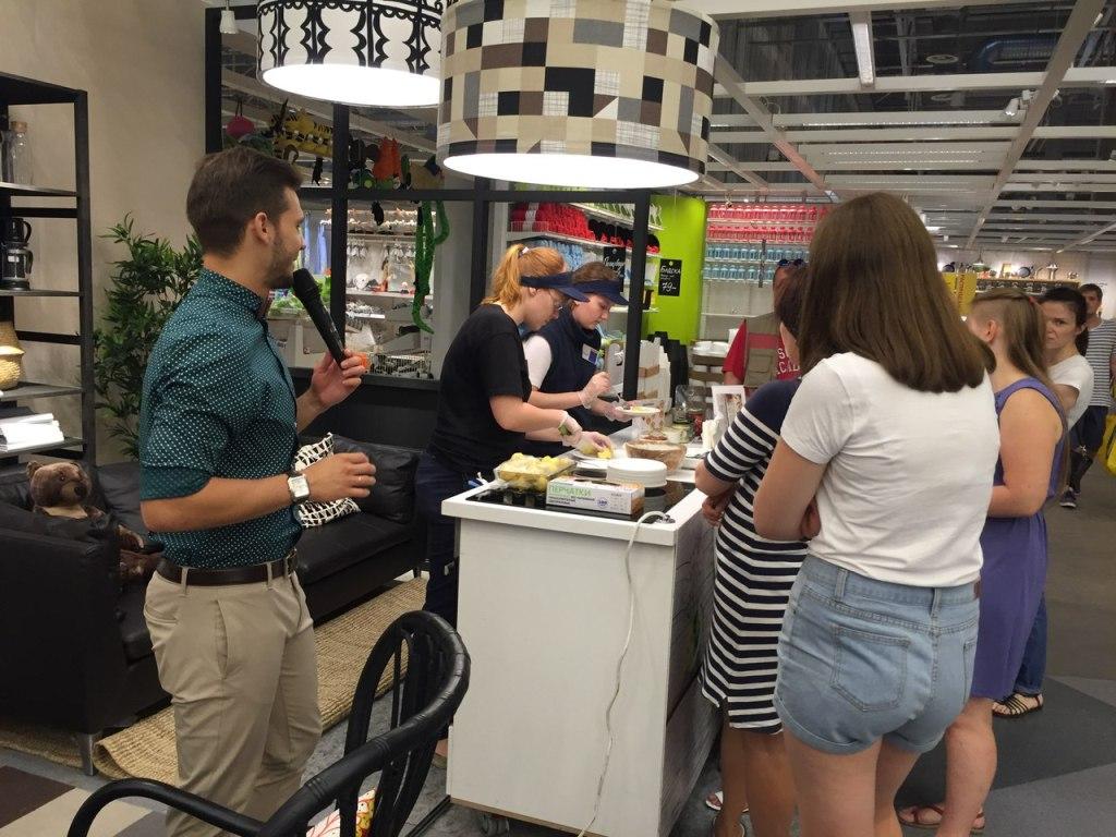 Кулинарный МК - Midsommer - июнь 2016