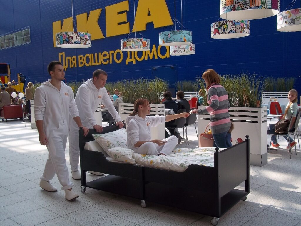 ИКЕА Фемели_ Event marketing